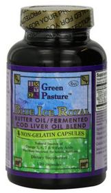 Green Pastures-ButterOil&FermentedCodLiverOil